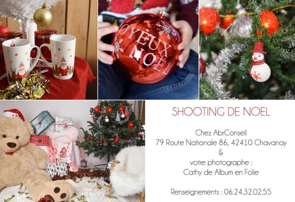 Shooting Noël