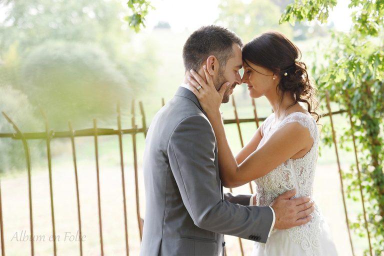 Mariage Couple - château