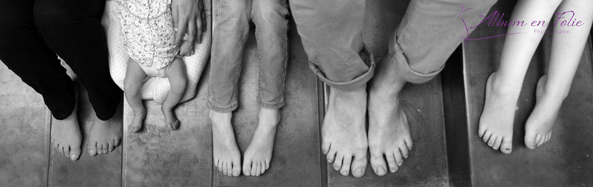 Naissances lifestyle les pieds de la famille Lyon