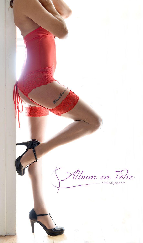Photographe de boudoir lingerie vienne lyon