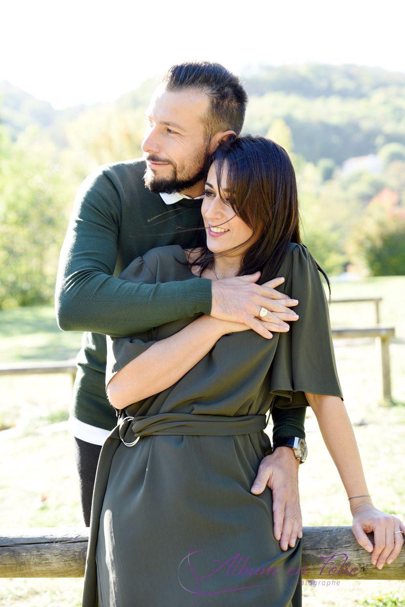 Séance photo engagement mariage lyon