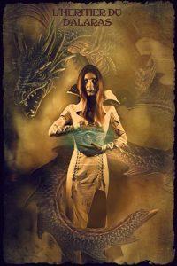 Magicienne Héroïc Fantasy