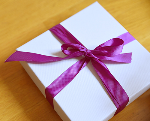 box cadeau photo