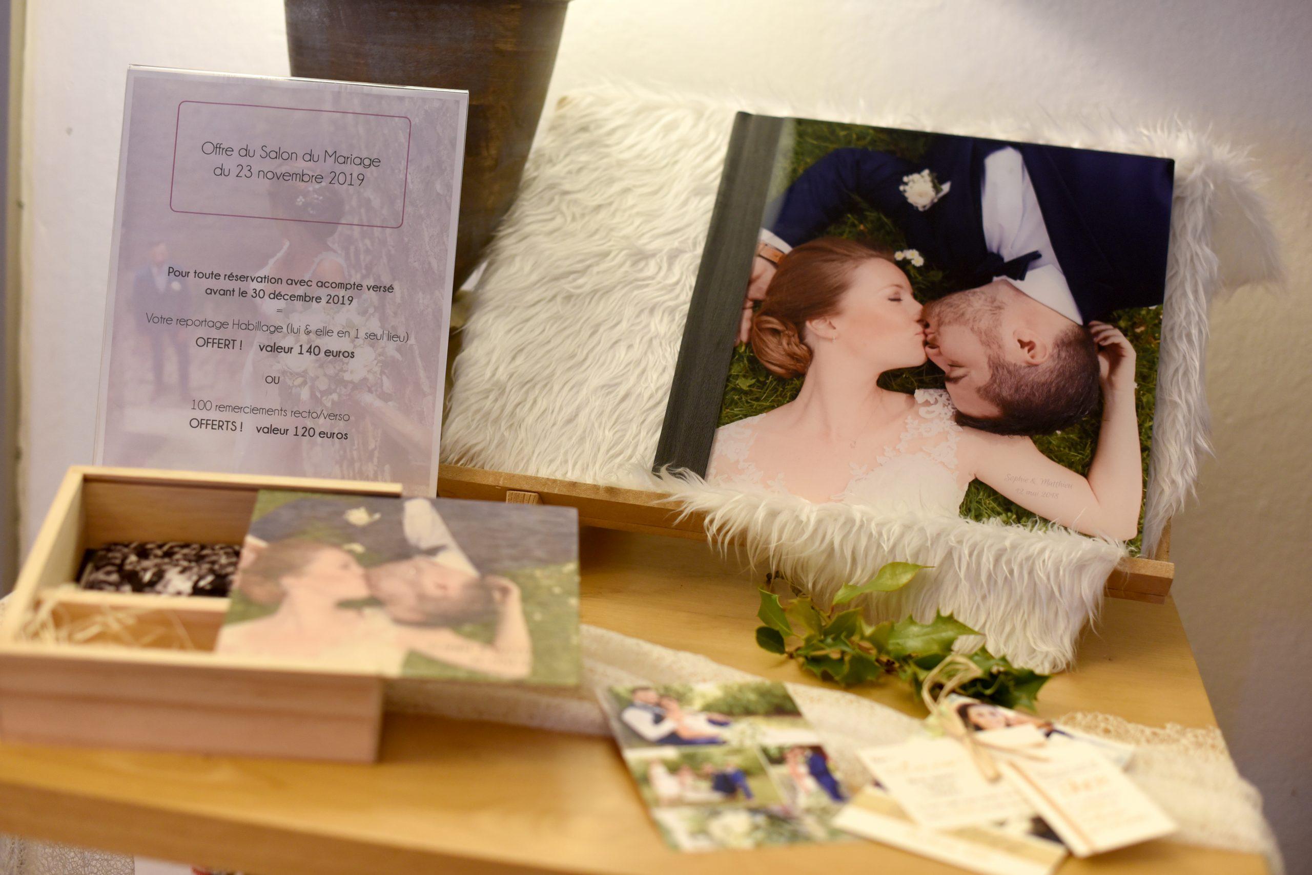 Album en Folie photographe mariage
