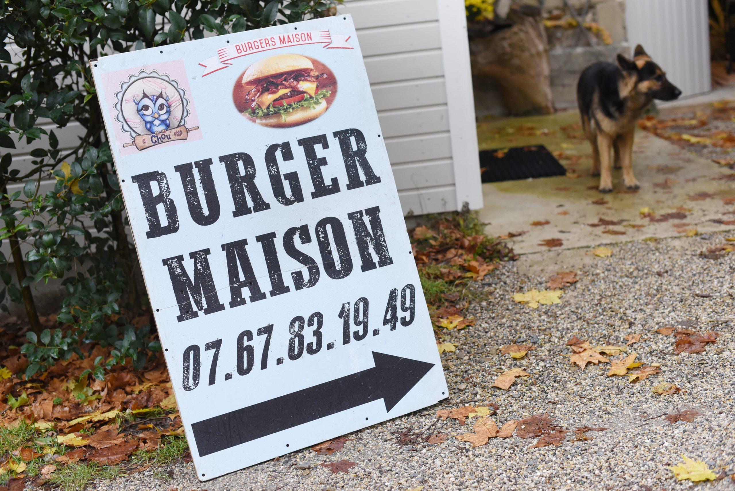 Burger foog truck mariage