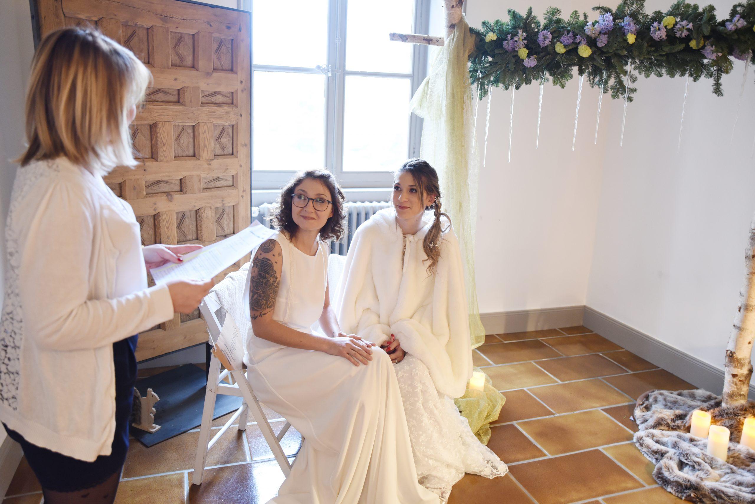 Cérémonie de mariage salon du mariage