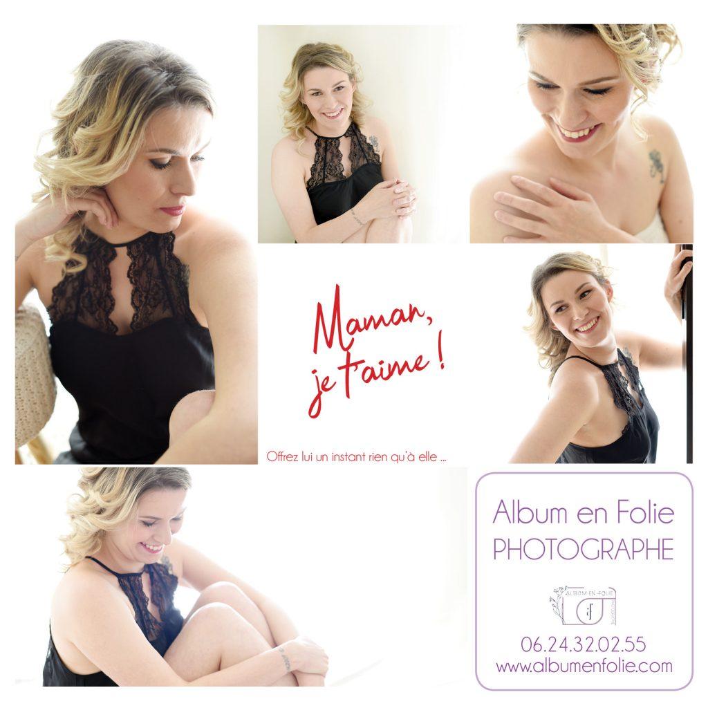 Coffret cadeau photo Fête des mères à Lyon & Vienne