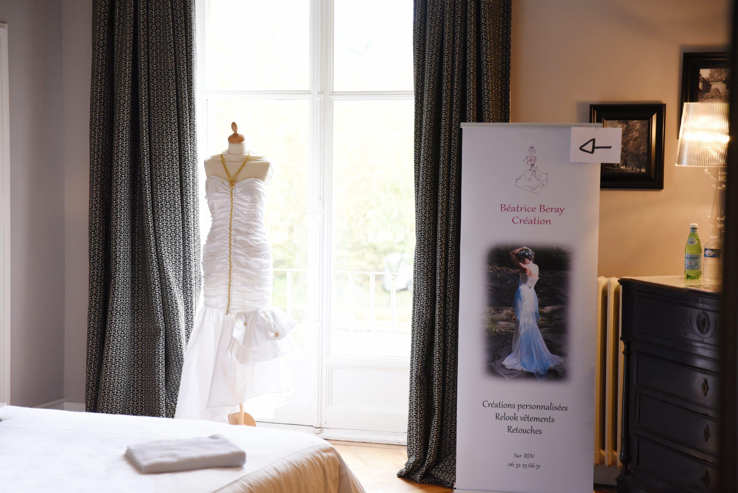 Créatrice de robe de mariées