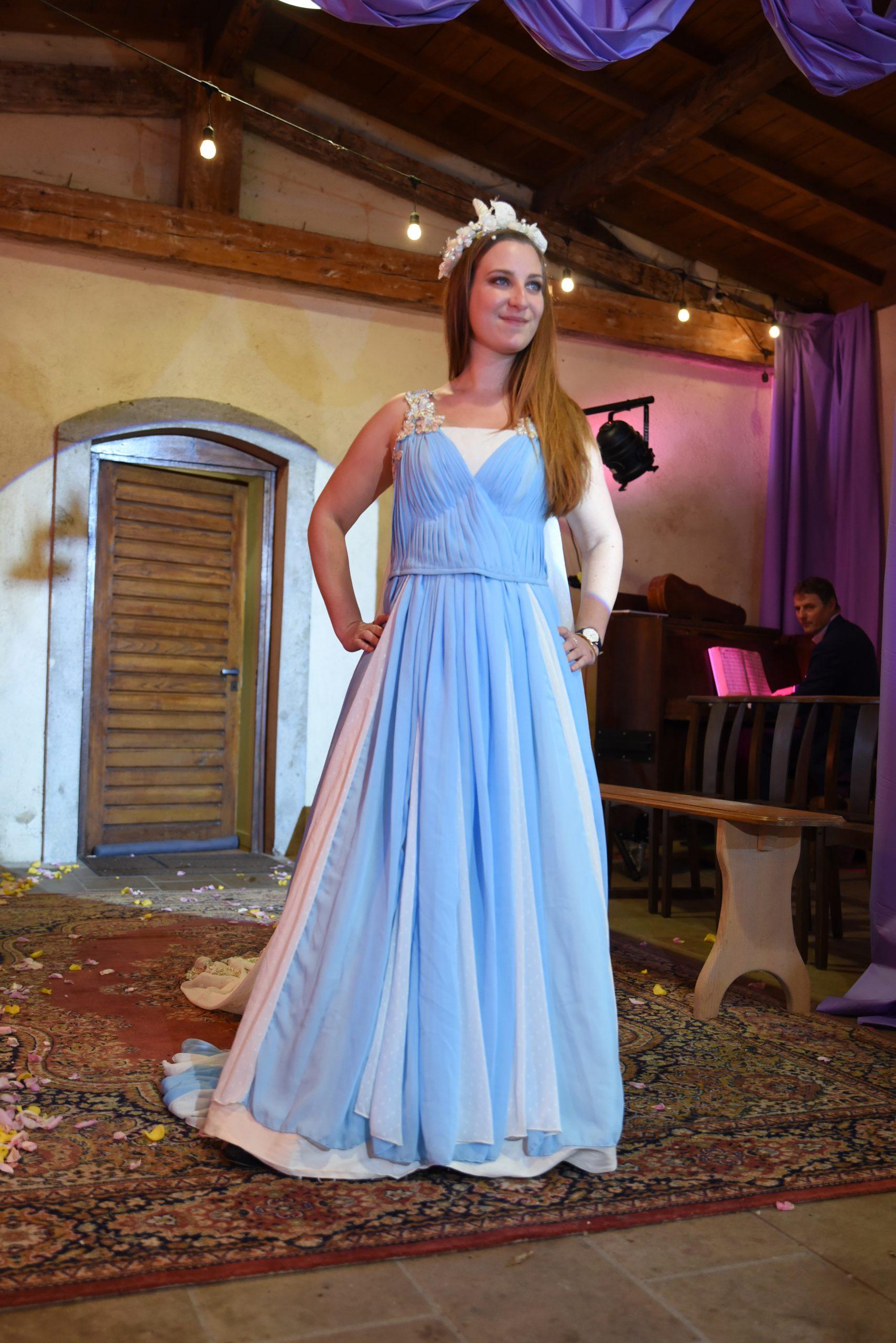 Défilé robe de Mariés