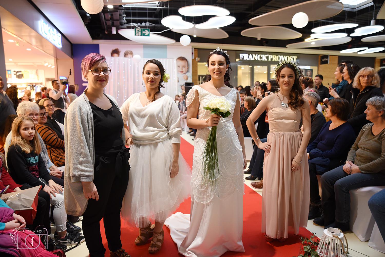 Défilé salon du mariage Salaise sur Sanne 2020