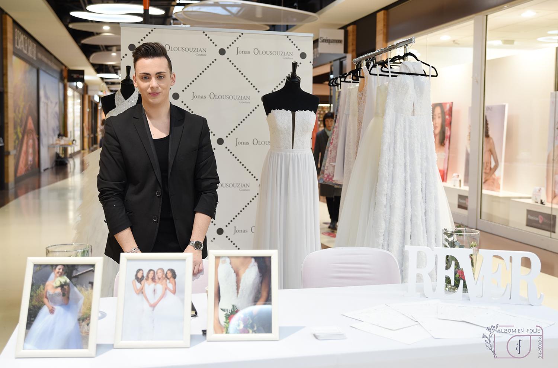 Jonas Olousouzian créateur de Robe