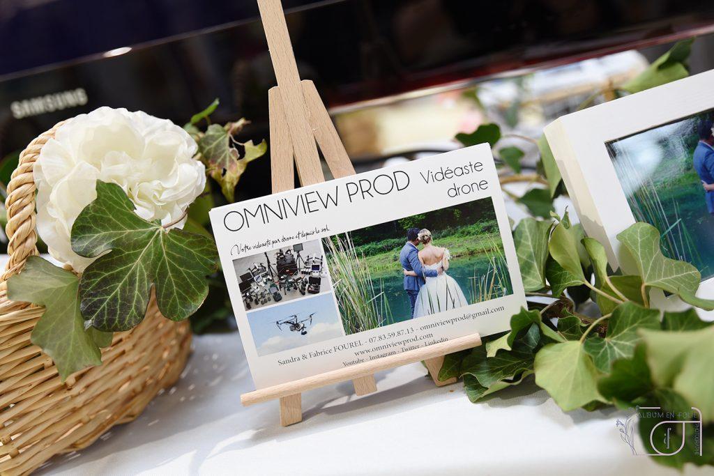 OmnivieuwProd vidéaste mariage