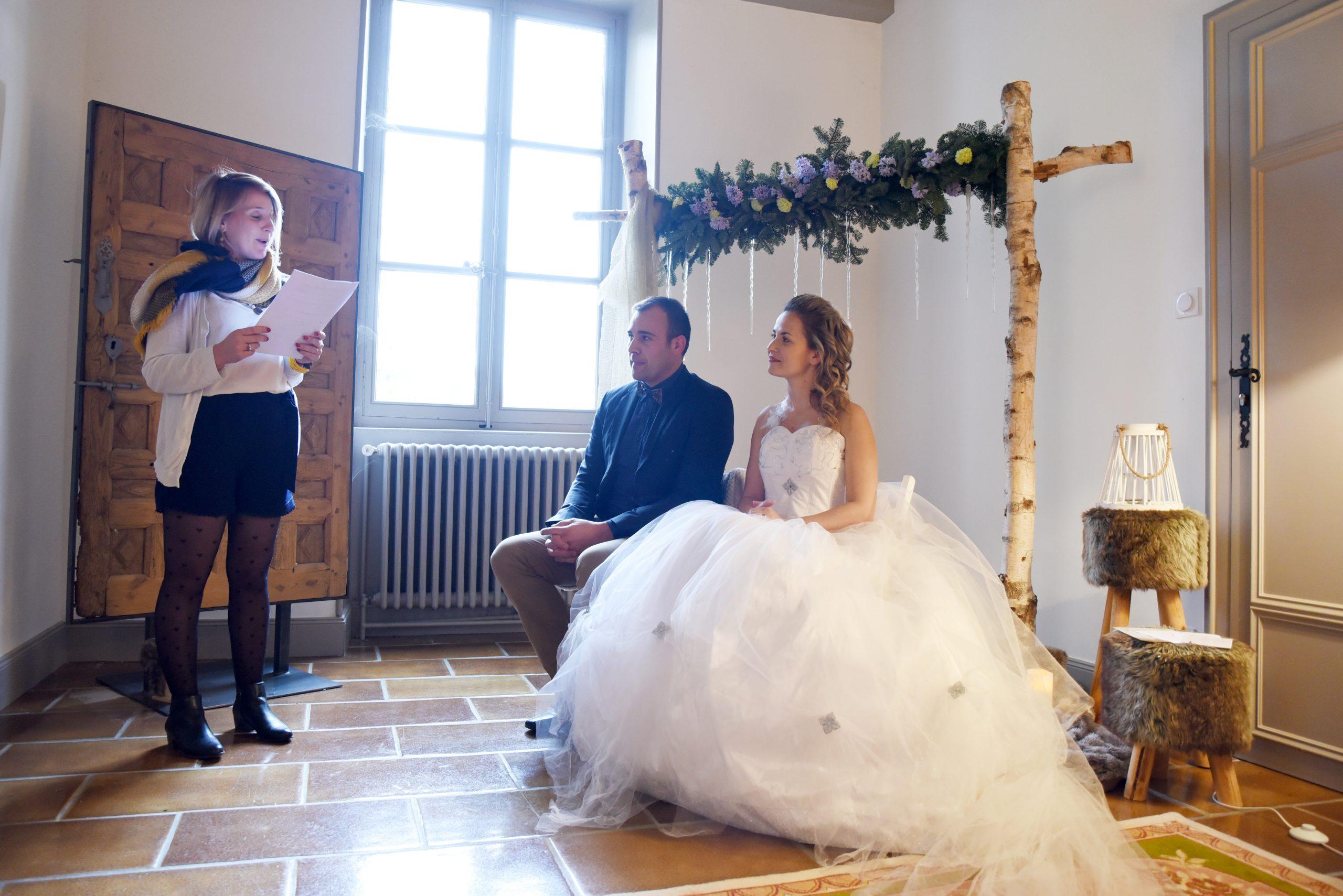 fausses cérémonies de mariage