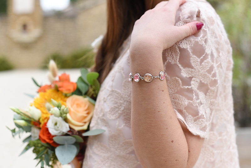 Bijoux bracelet pour témoins