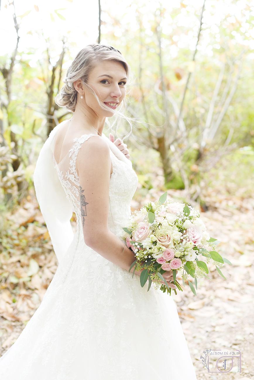 La mariée en automne