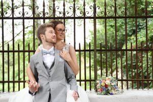 Sam et Julie mariage