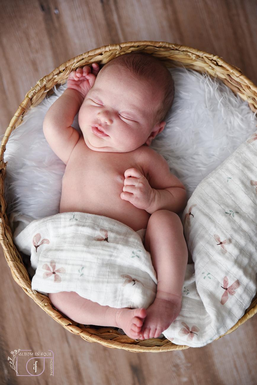 photo de naissance à domicile Caluire