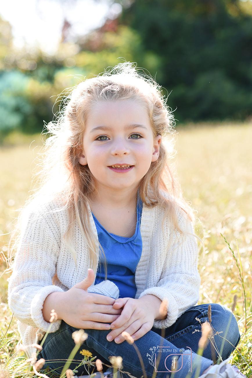 Cadeau Photo portrait d'enfant