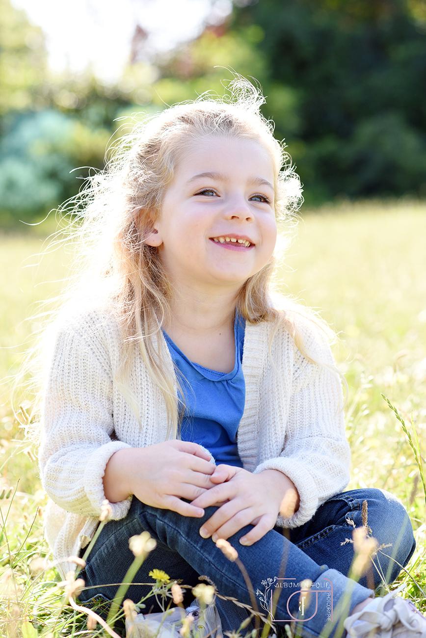 Photo portrait d'enfant Cadeau