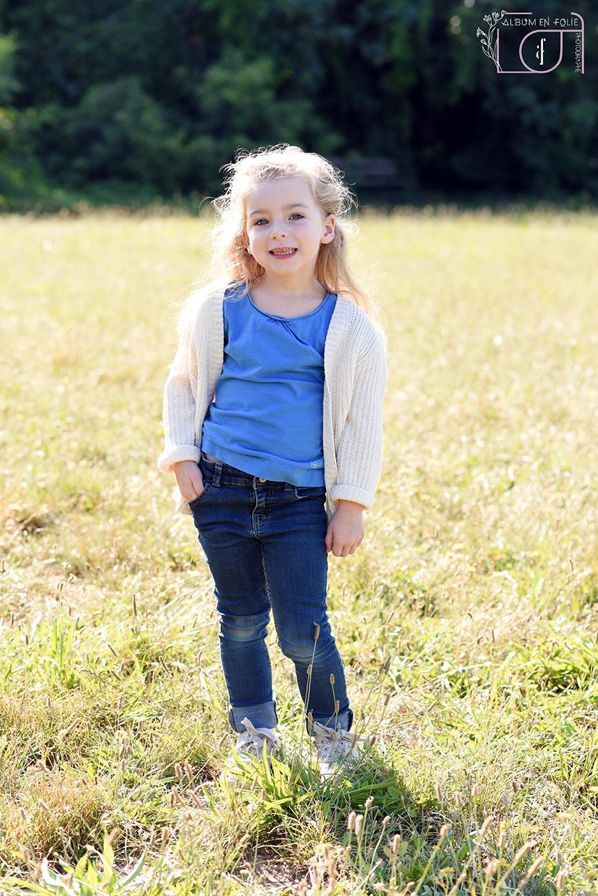 Photo portrait d'enfant Genas