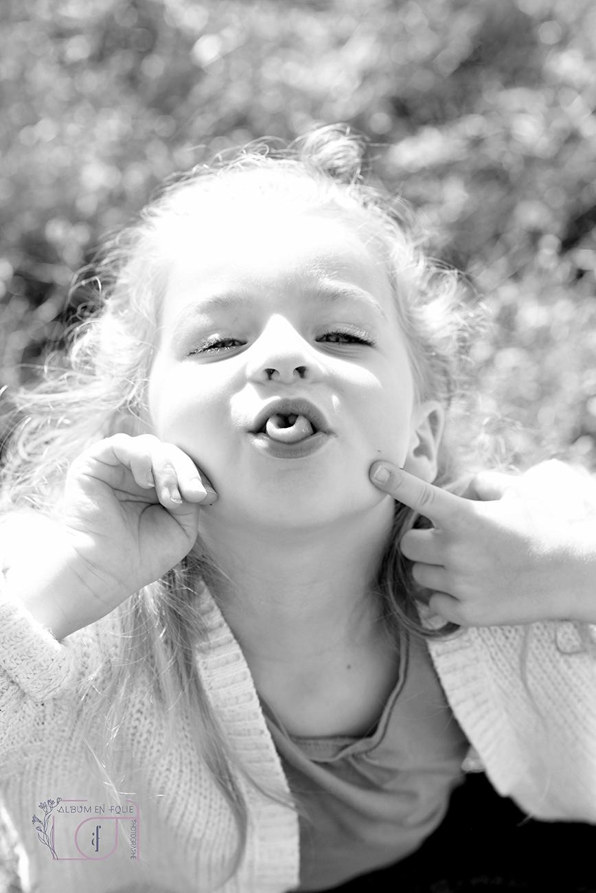 Photo portrait d'enfant lyon
